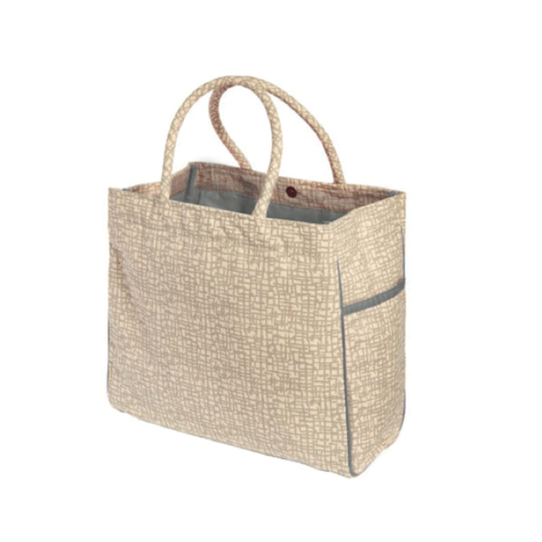 CARRY ALL TOTE / BEACH BAG MESH - ORGANIC