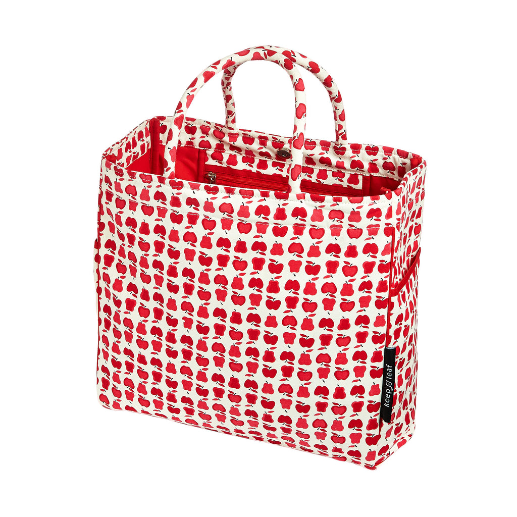 CARRY ALL TOTE / BEACH BAG FRUIT - ORGANIC