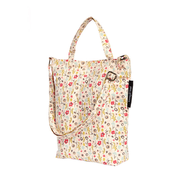SHOULDER HAND TOTE BLOOM