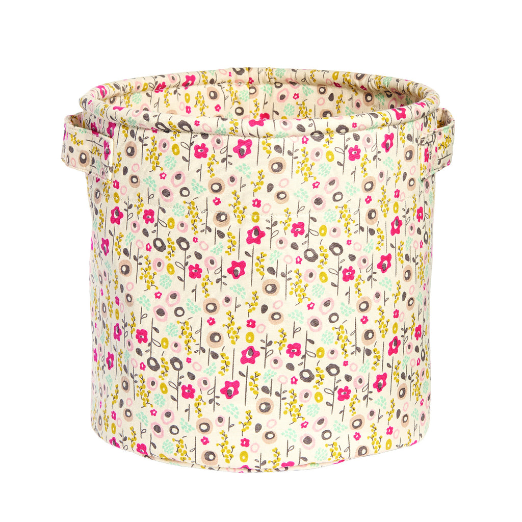 STORAGE BIN LARGE BLOOM