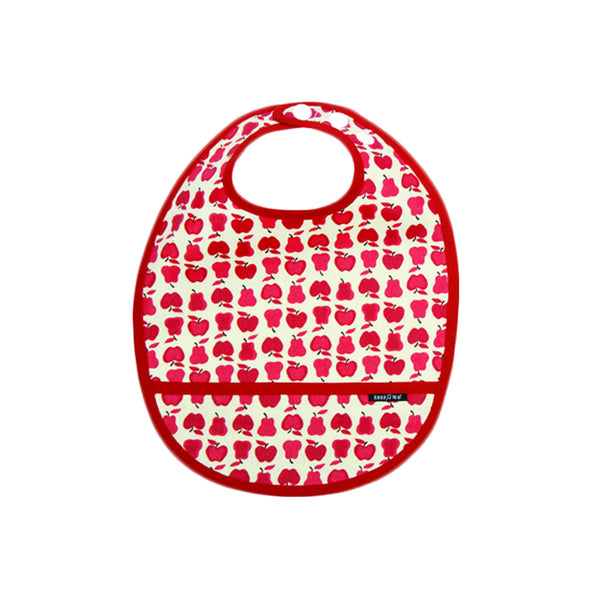 TODDLER BIB NEW FRUIT