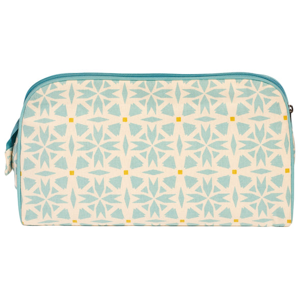 TOILETRY BAG/DIAPER CLUTCH GEO - ORGANIC
