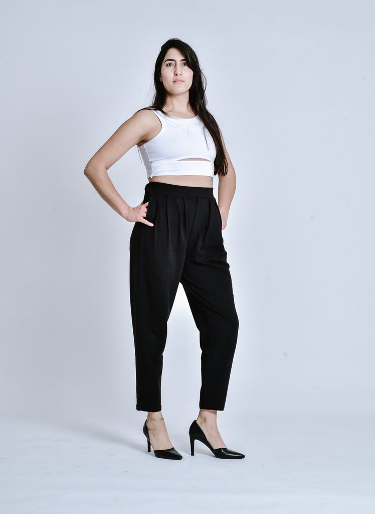 Hopooe pants BLACK