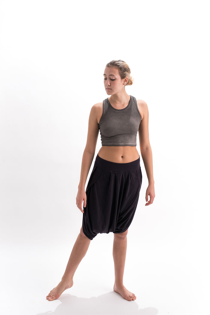 PANCHA PANTS | HAREM YOGA PANTS