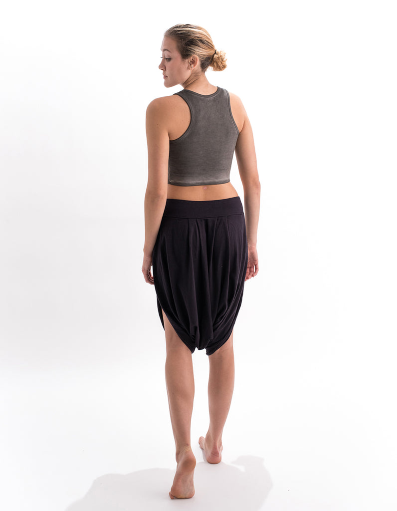 CATVAARI CROP TOP | YOGA WEAR