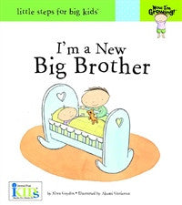 Growing Up - Big Sibling Books - Lil' Sprout
