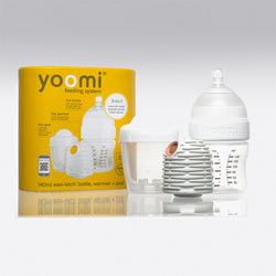 Yoomi Bottle - Feeding System