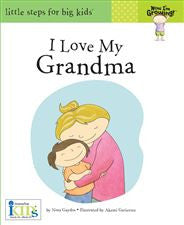 Growing Up - I Love my Grandparents - Lil' Sprout