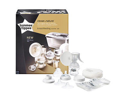 Tommee Tippee - Breastfeeding Starter Kit