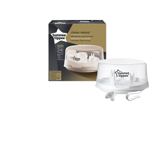 Tommee Tippee - Close To Nature Microwave Steriliser