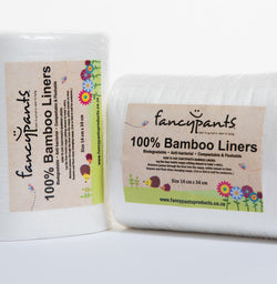 Fancypants - 100% Bamboo Nappy Liners (a roll of 100) - Lil' Sprout