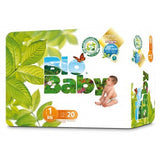 Bio Baby Biodegradable Eco Nappies - Lil' Sprout