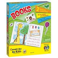 Creativity for Kids - Create Your Own Books - Lil' Sprout