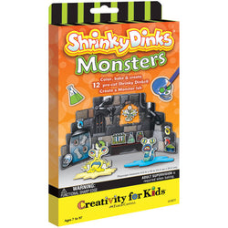 Creativity for Kids - Shrinky Dinks Monsters - Lil' Sprout