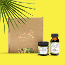 Lulu & Marula - Energising Bath & Body Kit - Lil' Sprout