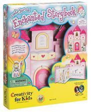 Creativity for Kids - Create Your Own Enchanted Storybook - Lil' Sprout