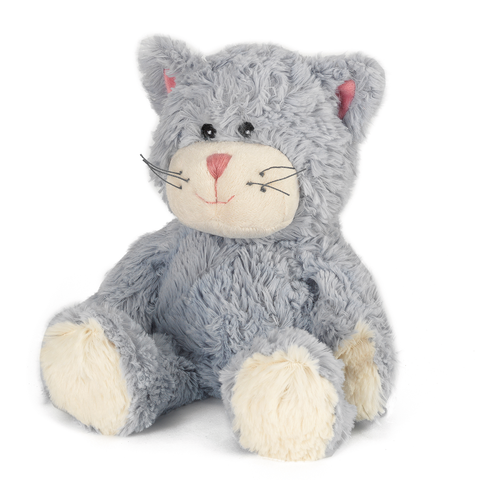 Yoomi - Kitty Cat Microwavable Plush Toy - 18 cm