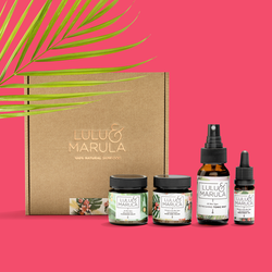 Lulu & Marula - Nourishing Facial Kit - Lil' Sprout