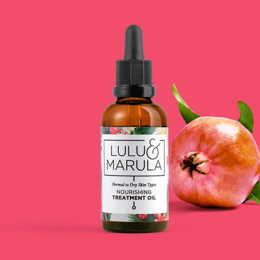 Lulu & Marula - Nourishing Treatment Oil - Lil' Sprout
