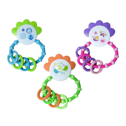Snookums - Crown Teether Rattle