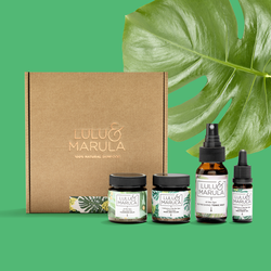 Lulu & Marula - Purifying Facial Kit - Lil' Sprout