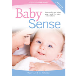 Baby Sense Books - Baby Sense Book Series - Lil' Sprout