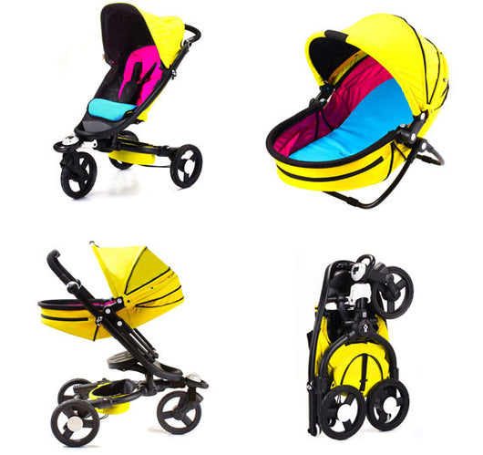 Bloom - Zen Stroller - Lil' Sprout
