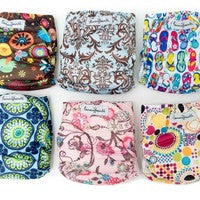 Fancypants - Basic Range Nappy - each - Lil' Sprout