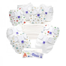 Birth to Potty Mixed Pack