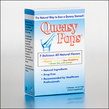Three Lollies - Queasy Pops