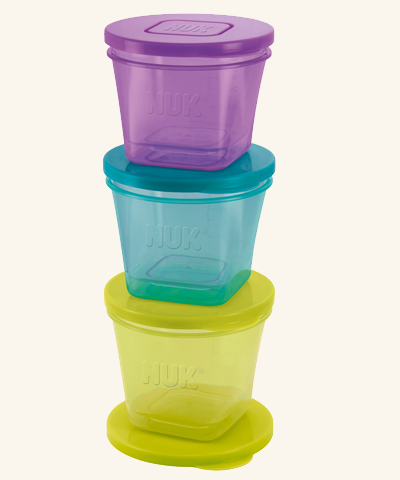 NUK - Fresh Food Pots