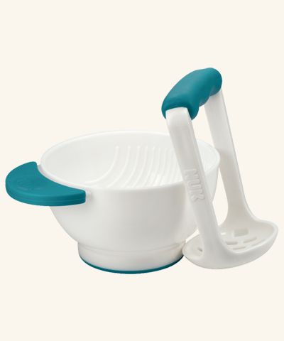 NUK - Fresh Food Masher & Bowl