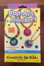 Creativity for Kids - Pop Art Jewelry - Lil' Sprout