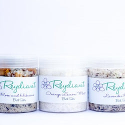 Reydiant - Bath & Body Range