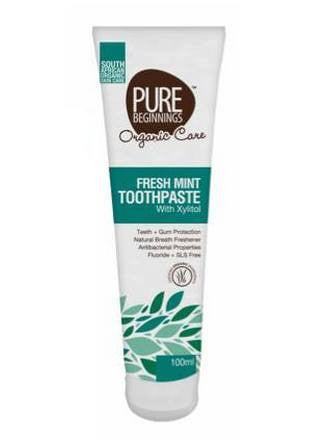 Pure Beginnings - Fresh Mint Toothpaste
