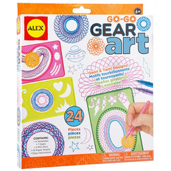 Alex - Go Go Gear Art - Lil' Sprout