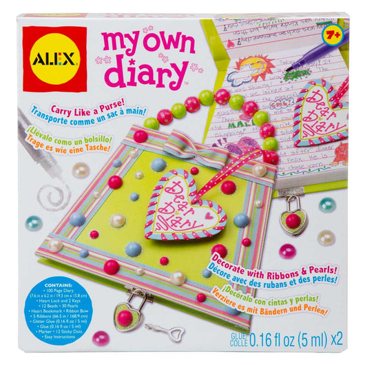 Alex - My own Diary - Lil' Sprout