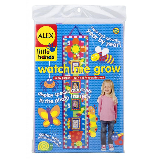 Alex - Watch me Grow - In my Garden - Lil' Sprout