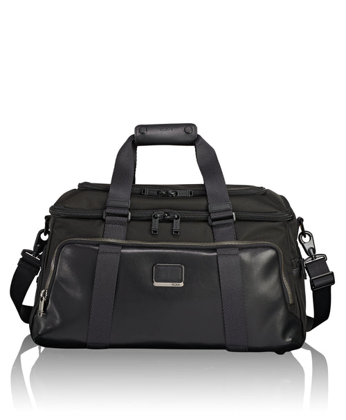 Tumi Alpha Bravo Mccoy Gym Bag - Black | MEGO