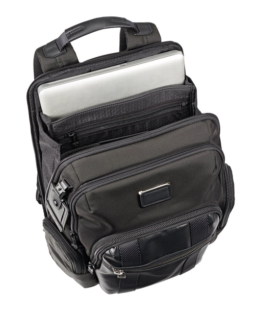 Tumi Alpha Bravo Nellis Backpack - Black | MEGO