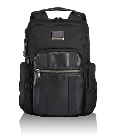 Tumi Alpha Bravo Travis Crossbody - Black