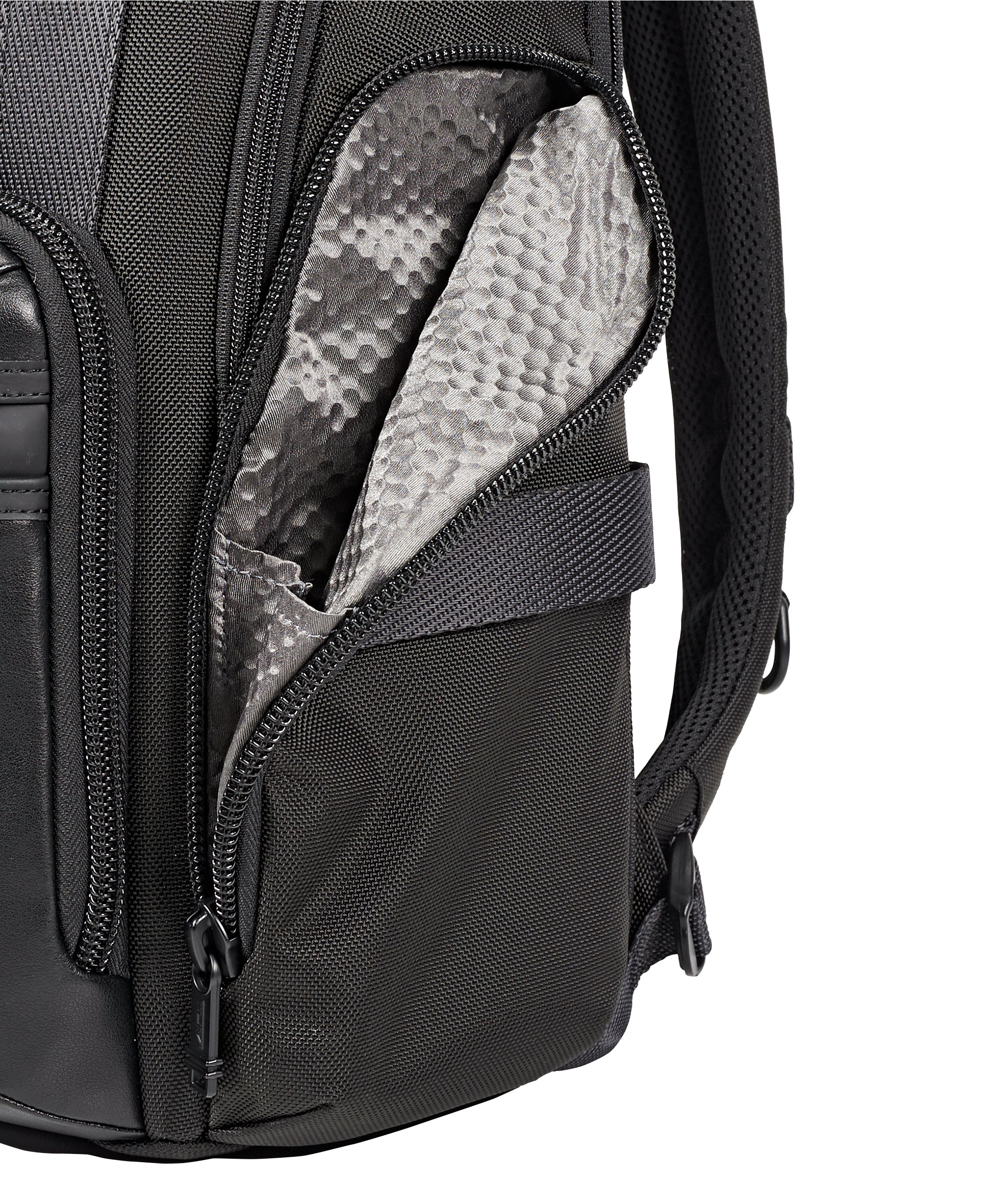Tumi Alpha Bravo Sheppard Deluxe Brief Pack - Black | MEGO