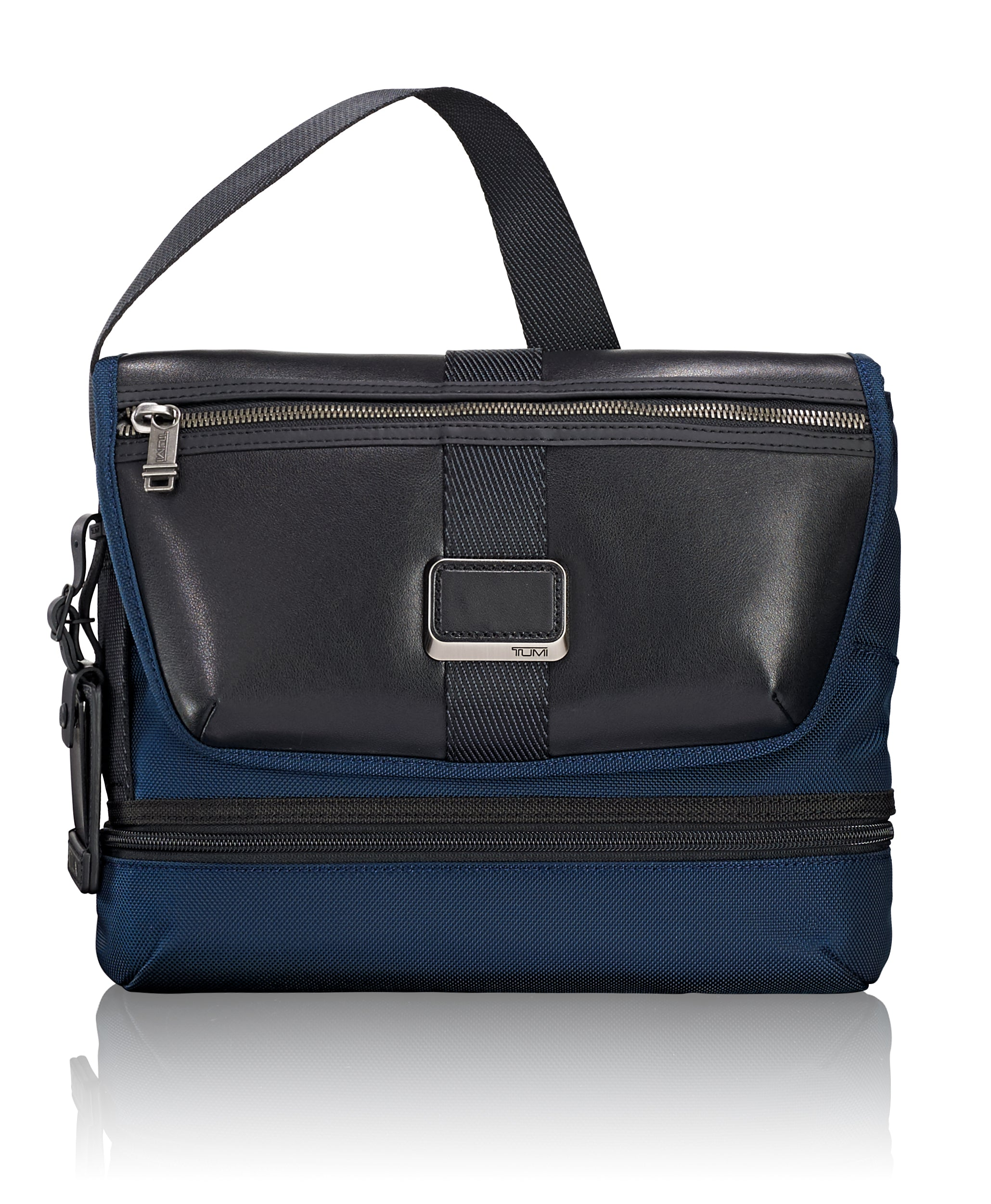 Tumi Alpha Bravo Travis Crossbody - Navy | MEGO