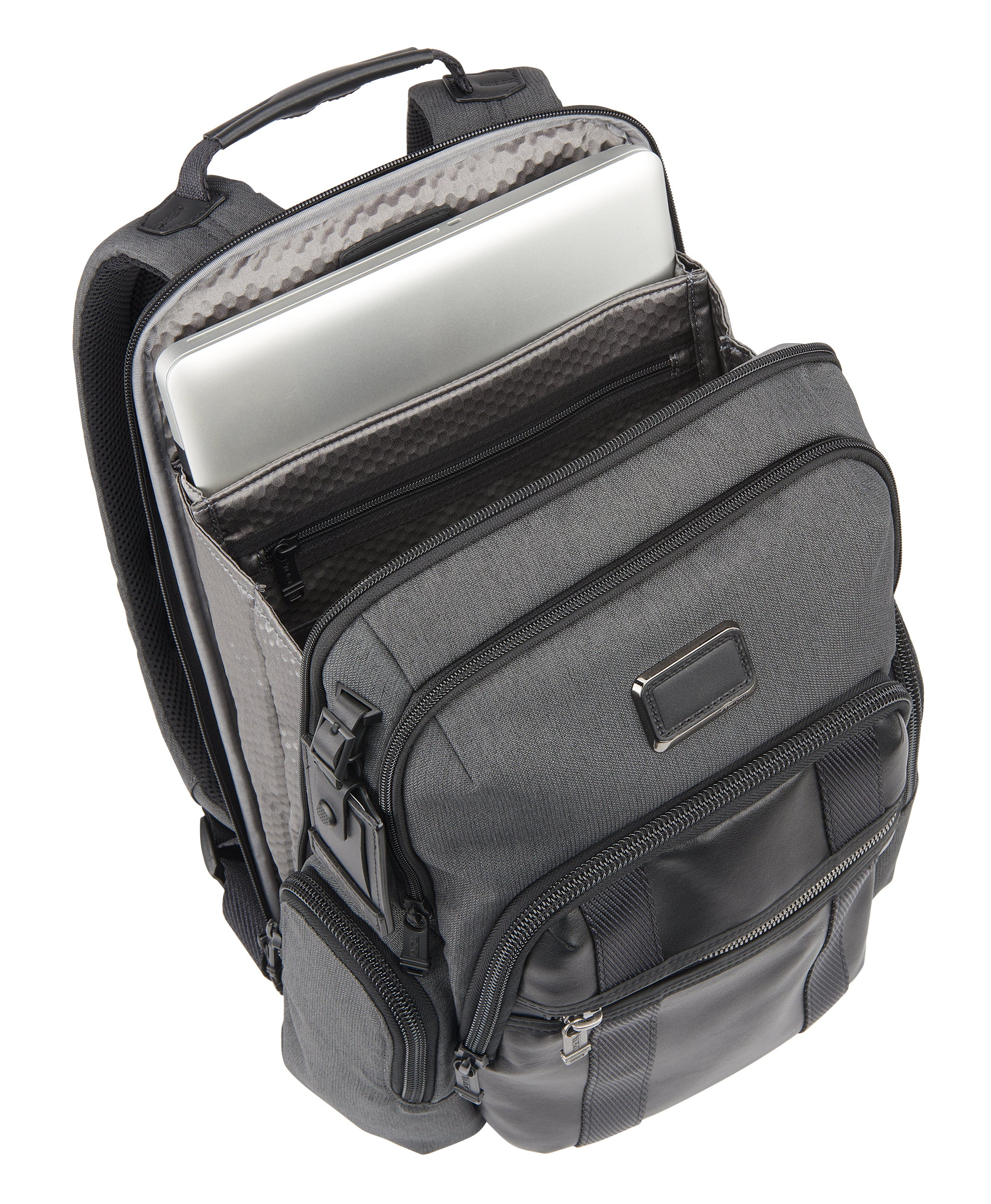Tumi Alpha Bravo Nellis Backpack - Anthracite | MEGO