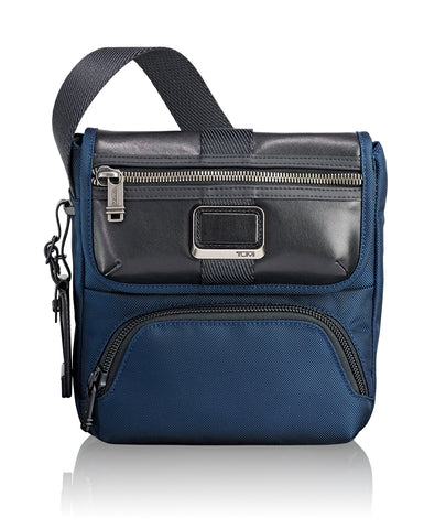Tumi Alpha Bravo Davis Backpack - Navy