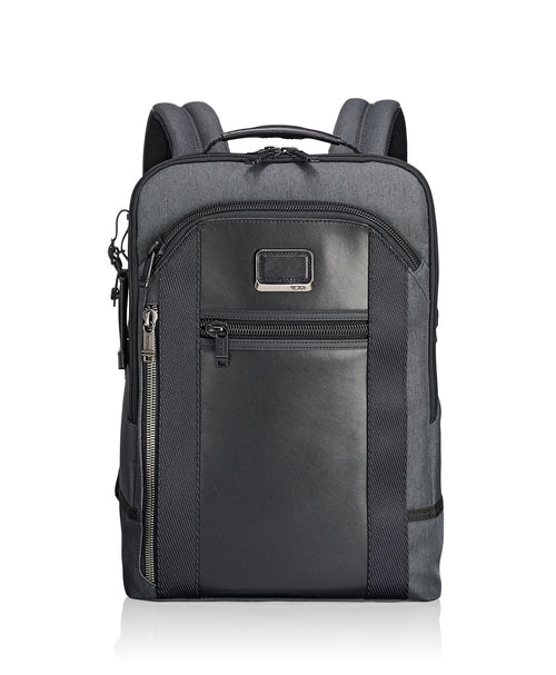 Tumi Alpha Bravo Davis Backpack - Anthracite | MEGO