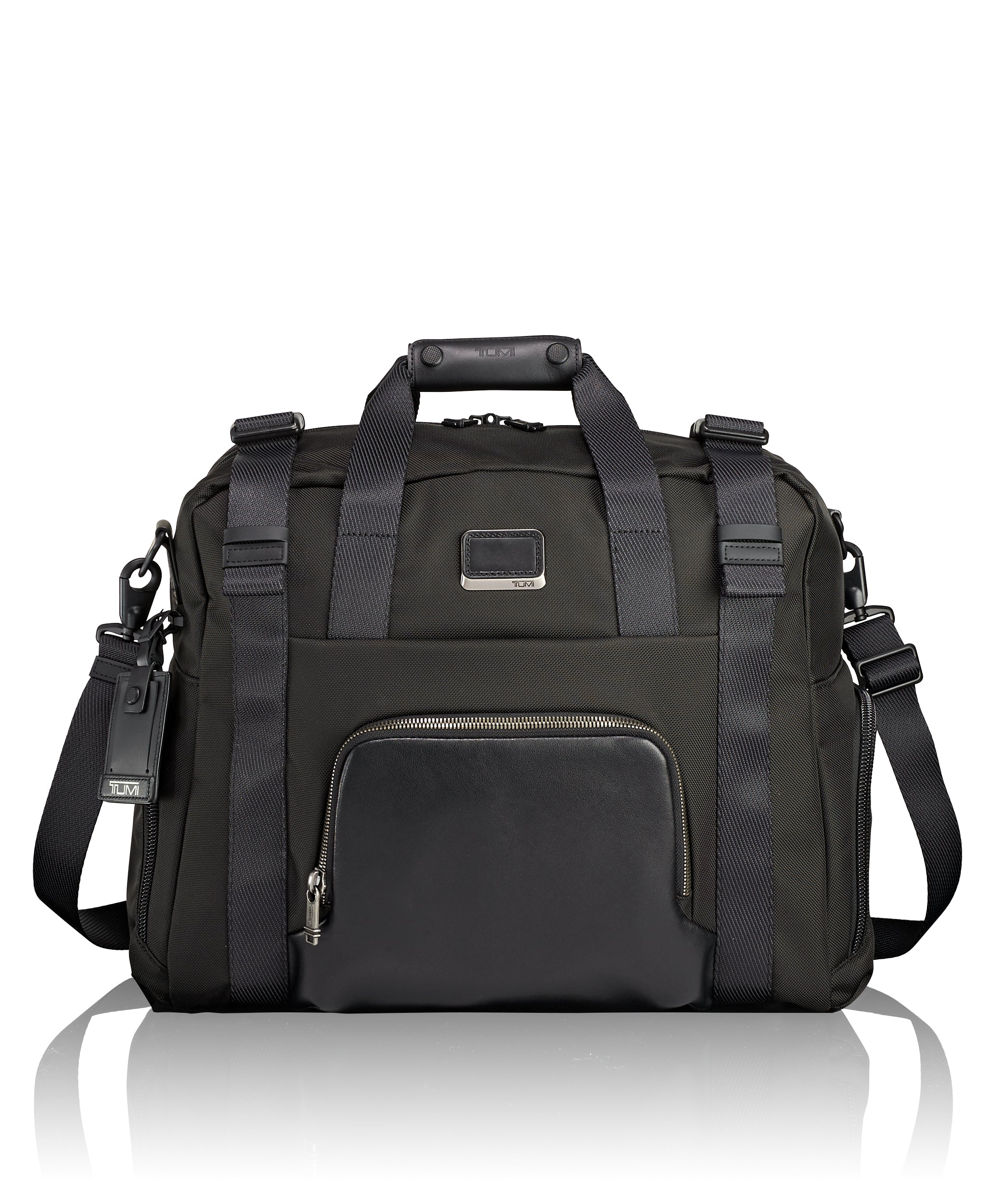 Tumi Alpha Bravo Buckley Duffel - Black | MEGO