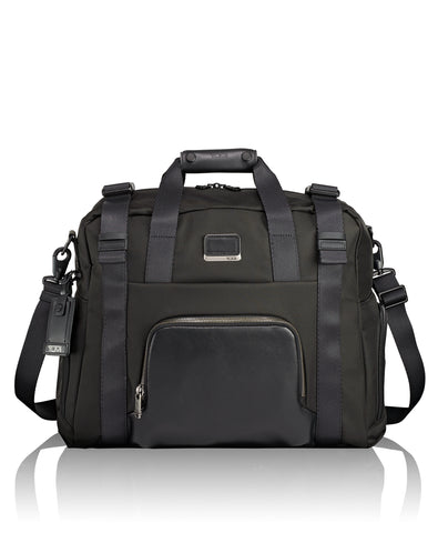 Tumi Alpha Bravo Mccoy Gym Bag - Black