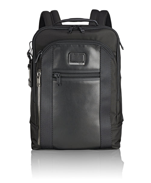 Tumi Alpha Bravo Davis Backpack - Black | MEGO
