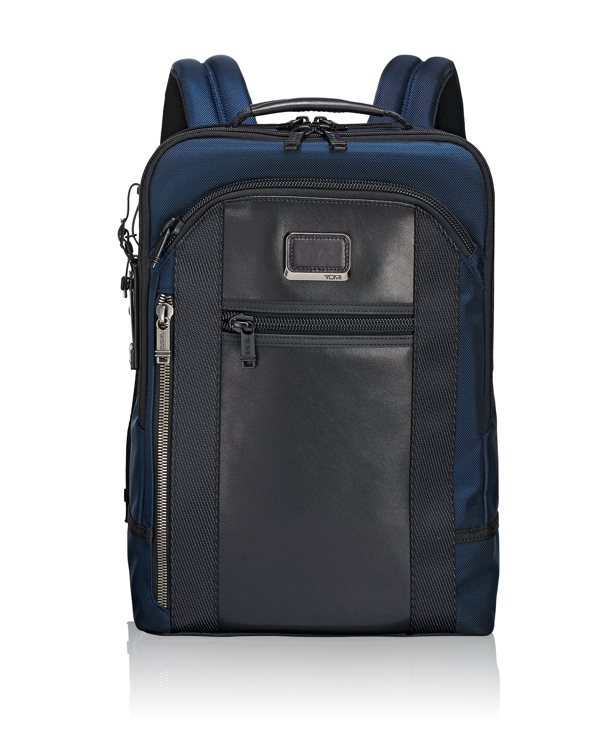 Tumi Alpha Bravo Davis Backpack - Navy | MEGO